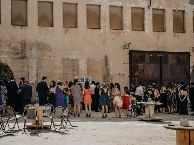 La boda de Jose y Luna en Otero De Herreros, Segovia 204