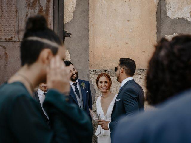 La boda de Jose y Luna en Otero De Herreros, Segovia 206