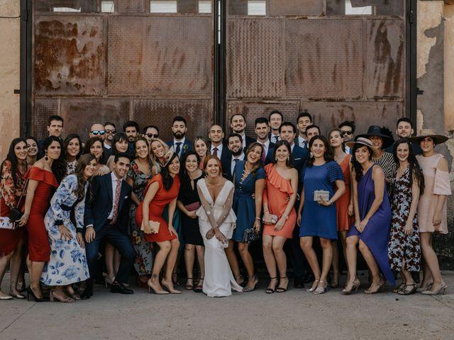 La boda de Jose y Luna en Otero De Herreros, Segovia 208