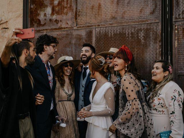 La boda de Jose y Luna en Otero De Herreros, Segovia 211