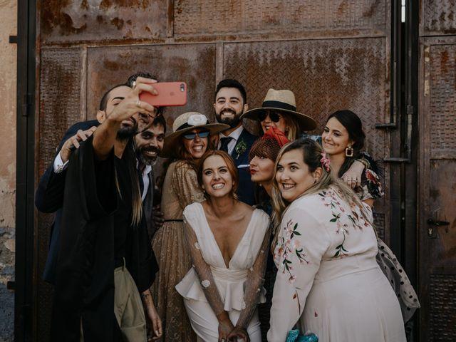 La boda de Jose y Luna en Otero De Herreros, Segovia 212