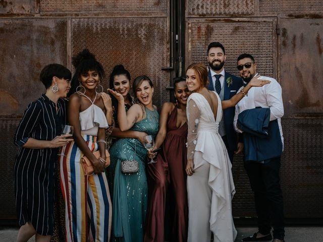 La boda de Jose y Luna en Otero De Herreros, Segovia 213