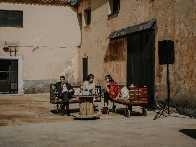 La boda de Jose y Luna en Otero De Herreros, Segovia 216