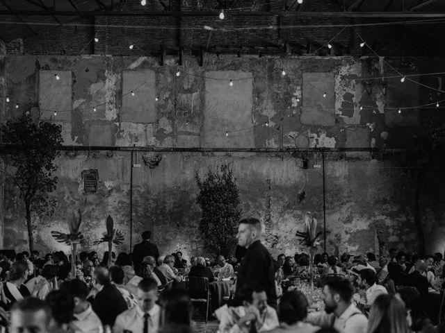 La boda de Jose y Luna en Otero De Herreros, Segovia 219