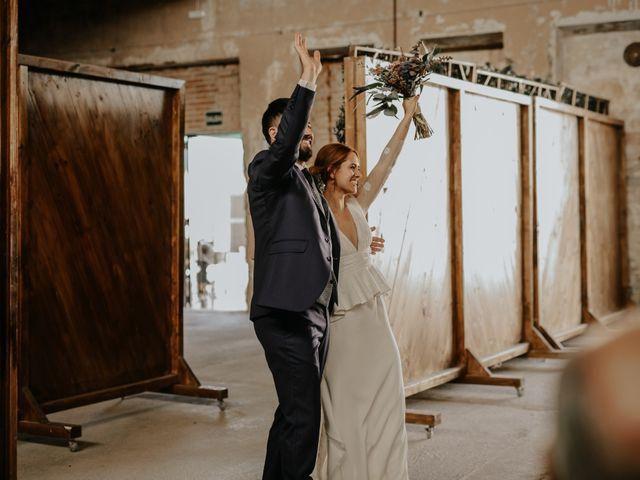 La boda de Jose y Luna en Otero De Herreros, Segovia 220