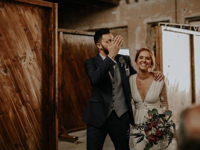 La boda de Jose y Luna en Otero De Herreros, Segovia 221