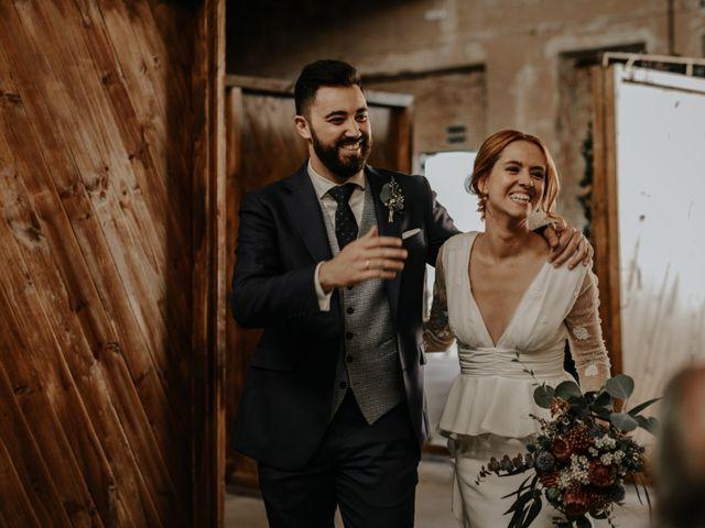 La boda de Jose y Luna en Otero De Herreros, Segovia 222