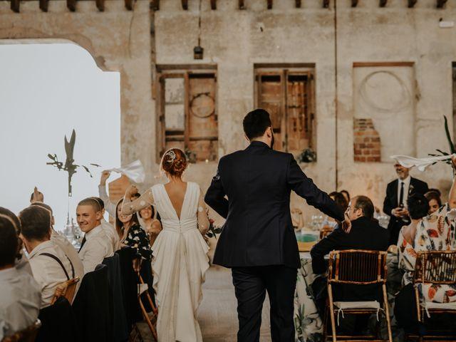 La boda de Jose y Luna en Otero De Herreros, Segovia 223