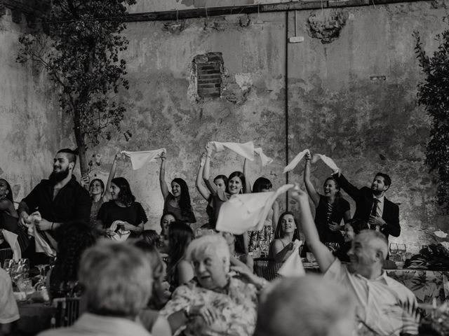 La boda de Jose y Luna en Otero De Herreros, Segovia 224