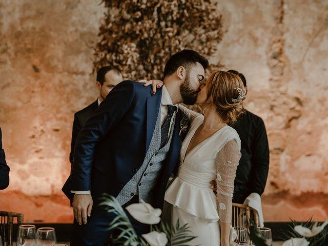 La boda de Jose y Luna en Otero De Herreros, Segovia 225