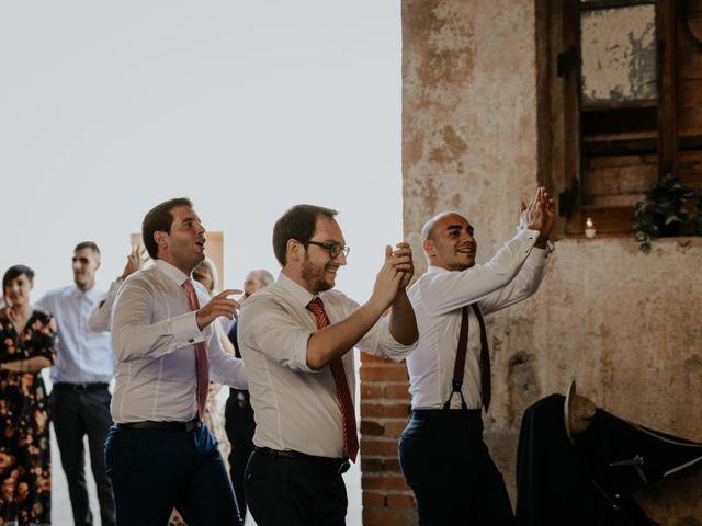 La boda de Jose y Luna en Otero De Herreros, Segovia 227
