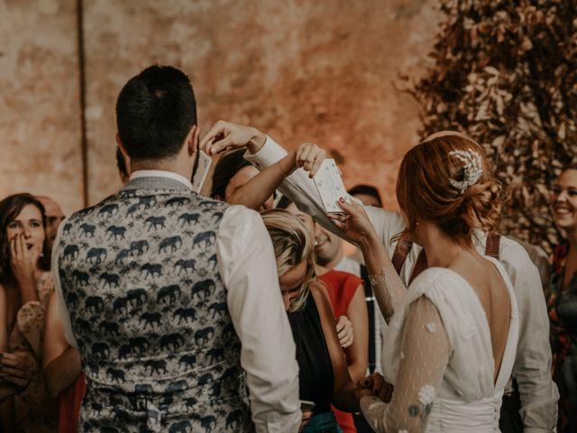 La boda de Jose y Luna en Otero De Herreros, Segovia 229