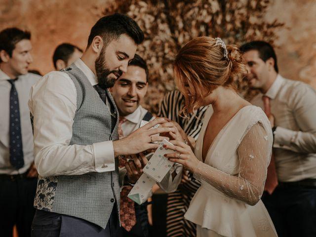La boda de Jose y Luna en Otero De Herreros, Segovia 231