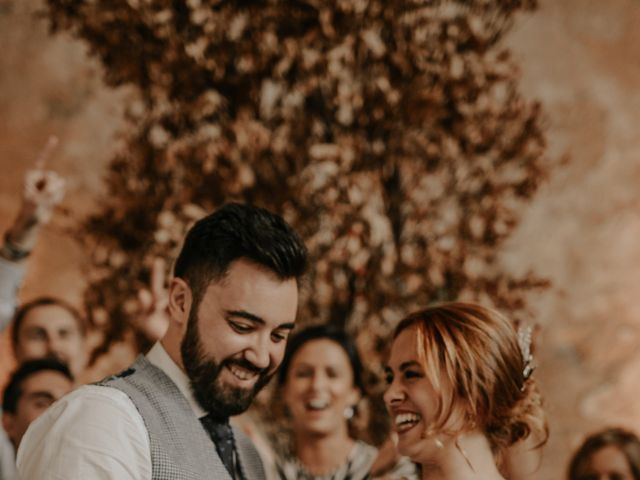 La boda de Jose y Luna en Otero De Herreros, Segovia 232