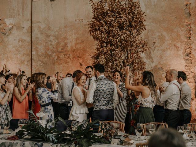 La boda de Jose y Luna en Otero De Herreros, Segovia 233