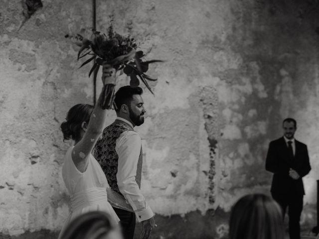 La boda de Jose y Luna en Otero De Herreros, Segovia 235