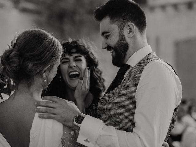 La boda de Jose y Luna en Otero De Herreros, Segovia 237