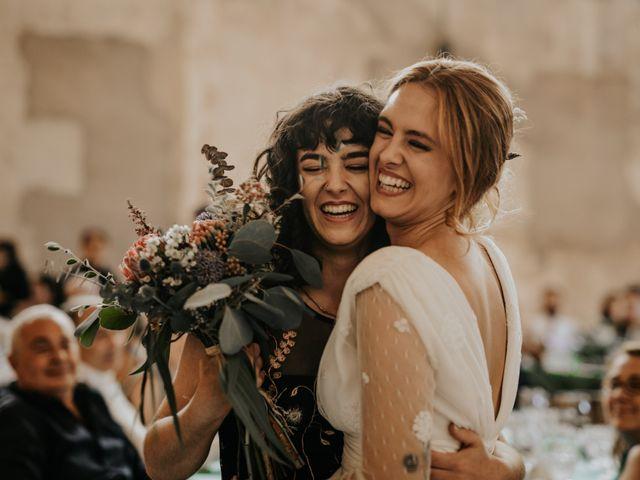 La boda de Jose y Luna en Otero De Herreros, Segovia 238