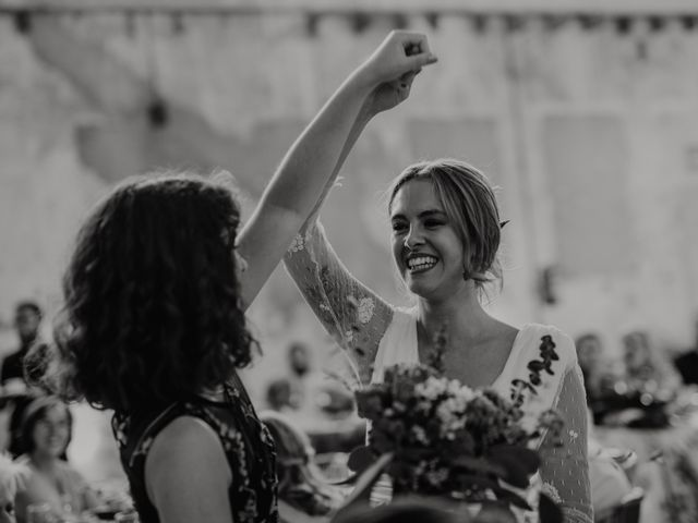 La boda de Jose y Luna en Otero De Herreros, Segovia 240