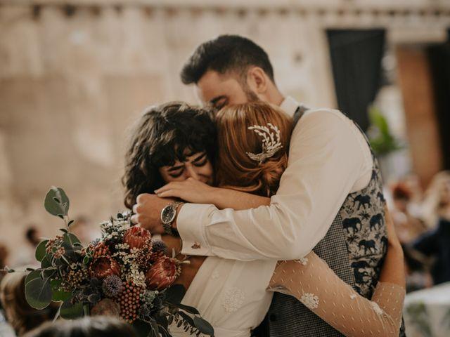 La boda de Jose y Luna en Otero De Herreros, Segovia 241