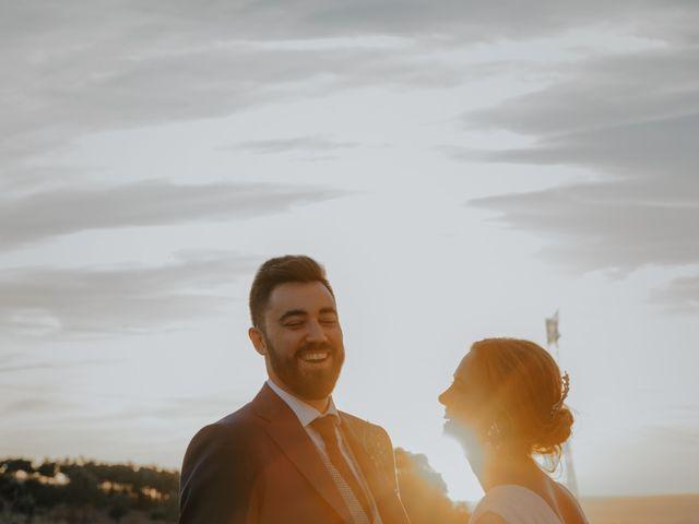 La boda de Jose y Luna en Otero De Herreros, Segovia 250