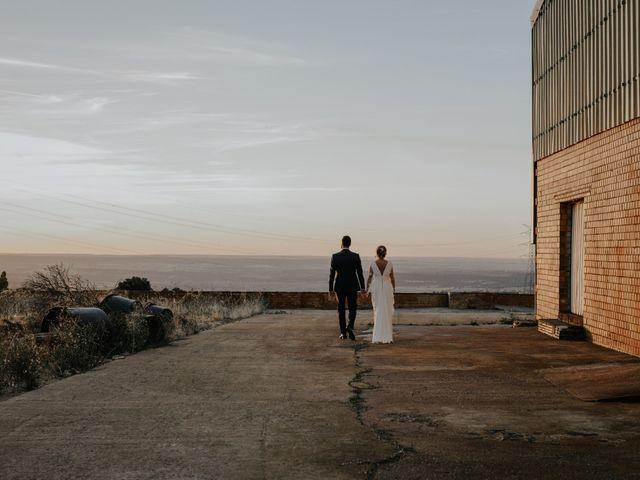 La boda de Jose y Luna en Otero De Herreros, Segovia 255