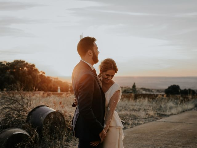 La boda de Jose y Luna en Otero De Herreros, Segovia 261