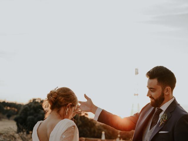 La boda de Jose y Luna en Otero De Herreros, Segovia 264