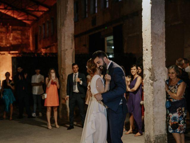 La boda de Jose y Luna en Otero De Herreros, Segovia 269