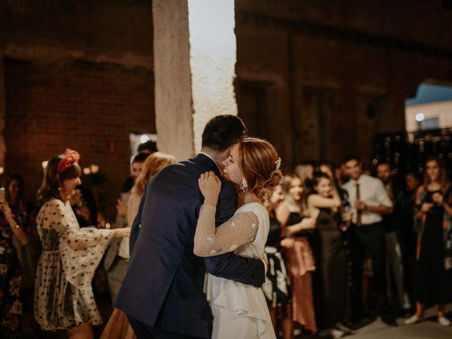 La boda de Jose y Luna en Otero De Herreros, Segovia 271