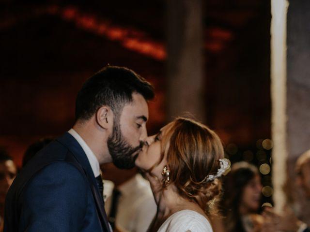 La boda de Jose y Luna en Otero De Herreros, Segovia 273