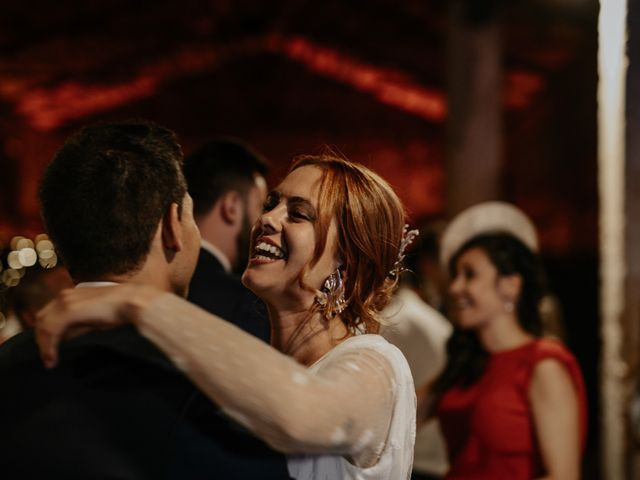 La boda de Jose y Luna en Otero De Herreros, Segovia 275