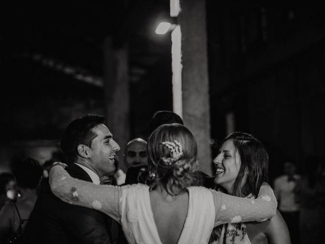 La boda de Jose y Luna en Otero De Herreros, Segovia 276