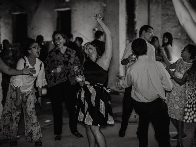 La boda de Jose y Luna en Otero De Herreros, Segovia 278