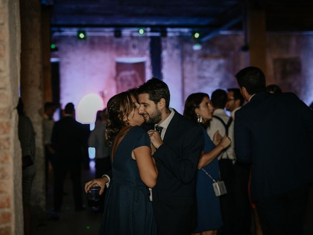 La boda de Jose y Luna en Otero De Herreros, Segovia 284