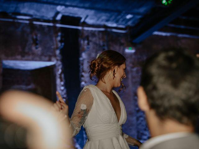 La boda de Jose y Luna en Otero De Herreros, Segovia 287