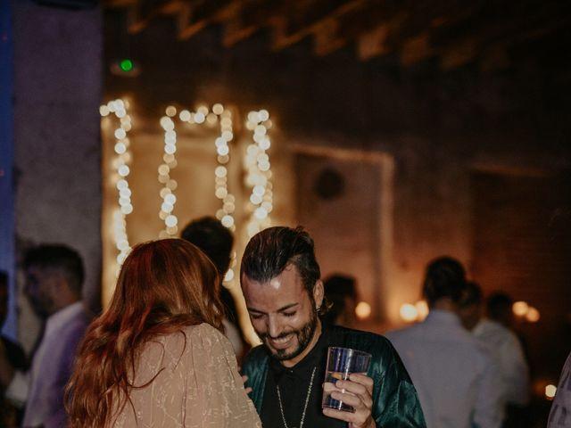 La boda de Jose y Luna en Otero De Herreros, Segovia 292
