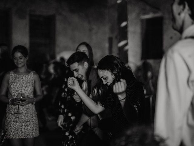 La boda de Jose y Luna en Otero De Herreros, Segovia 301