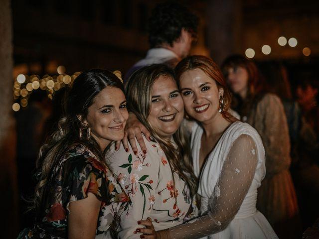 La boda de Jose y Luna en Otero De Herreros, Segovia 302