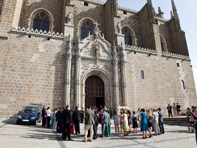 La boda de Marcos y Alicia en Toledo, Toledo 12