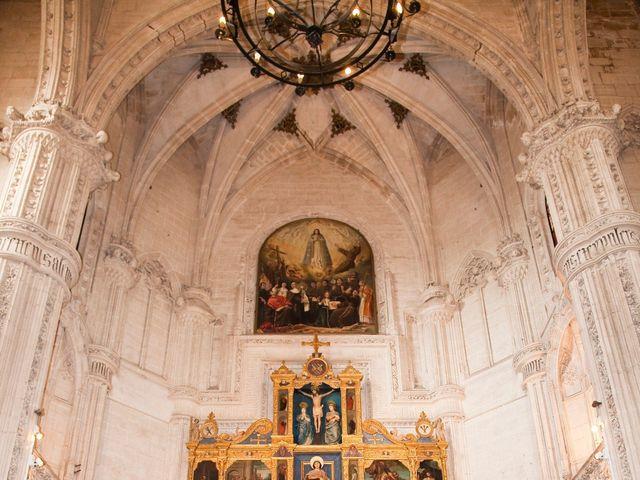 La boda de Marcos y Alicia en Toledo, Toledo 14