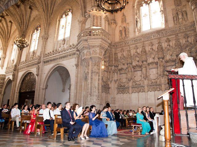 La boda de Marcos y Alicia en Toledo, Toledo 15