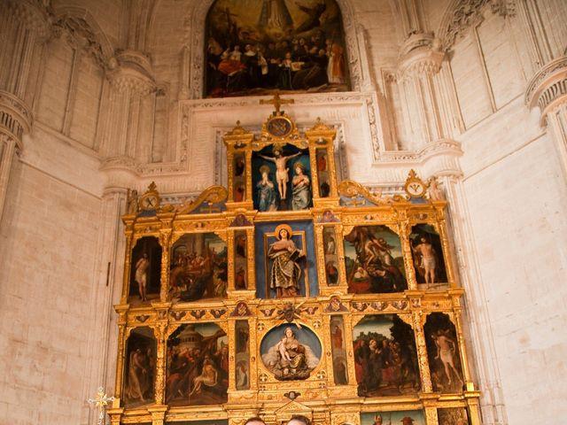 La boda de Marcos y Alicia en Toledo, Toledo 16