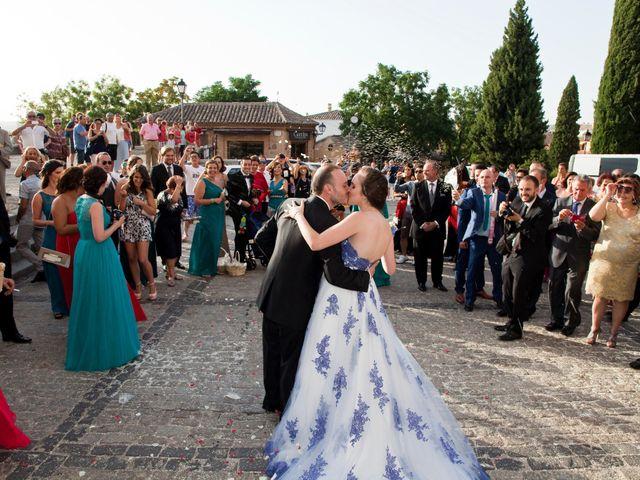 La boda de Marcos y Alicia en Toledo, Toledo 17