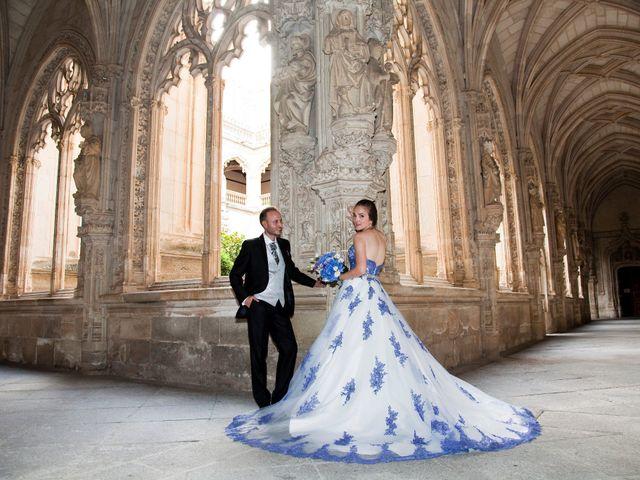 La boda de Marcos y Alicia en Toledo, Toledo 18