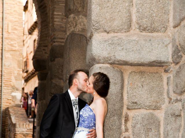 La boda de Marcos y Alicia en Toledo, Toledo 20