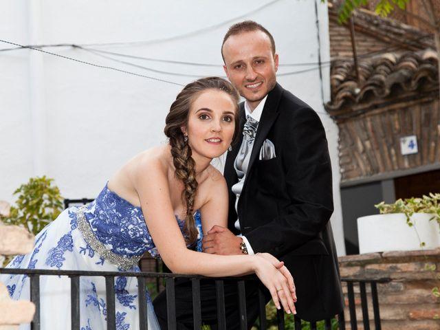 La boda de Marcos y Alicia en Toledo, Toledo 22