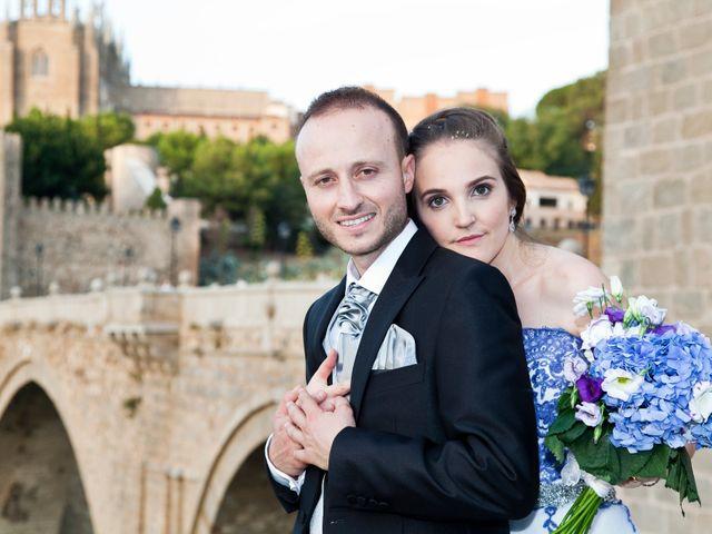 La boda de Marcos y Alicia en Toledo, Toledo 2