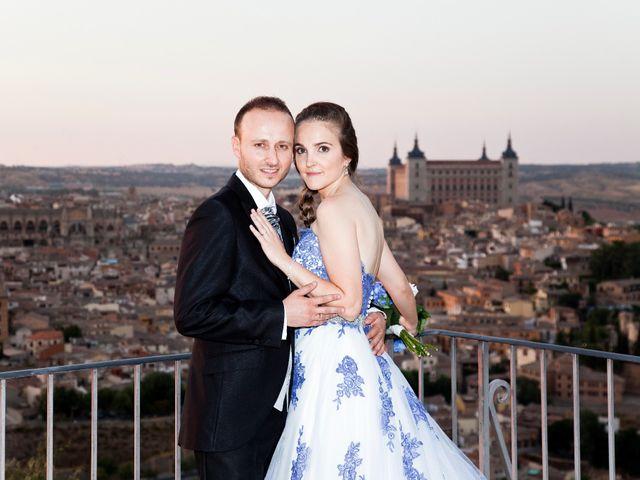 La boda de Marcos y Alicia en Toledo, Toledo 24