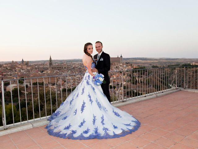 La boda de Marcos y Alicia en Toledo, Toledo 25
